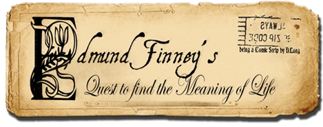 Edmund Finney's Quest to Find the Meaning of Life